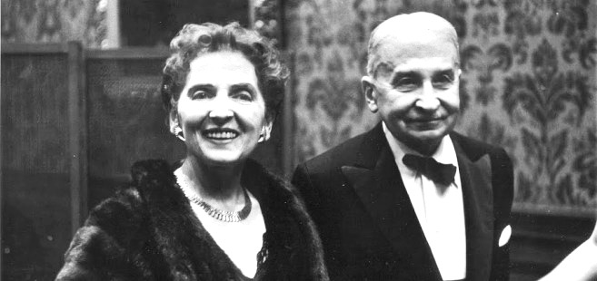 Het leven van Ludwig von Mises